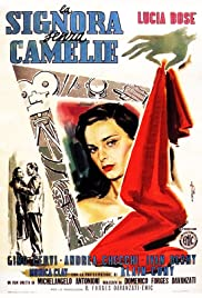 The Lady Without Camelias Poster