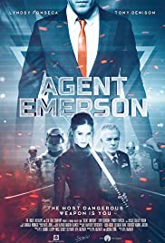 Agent Emerson Poster
