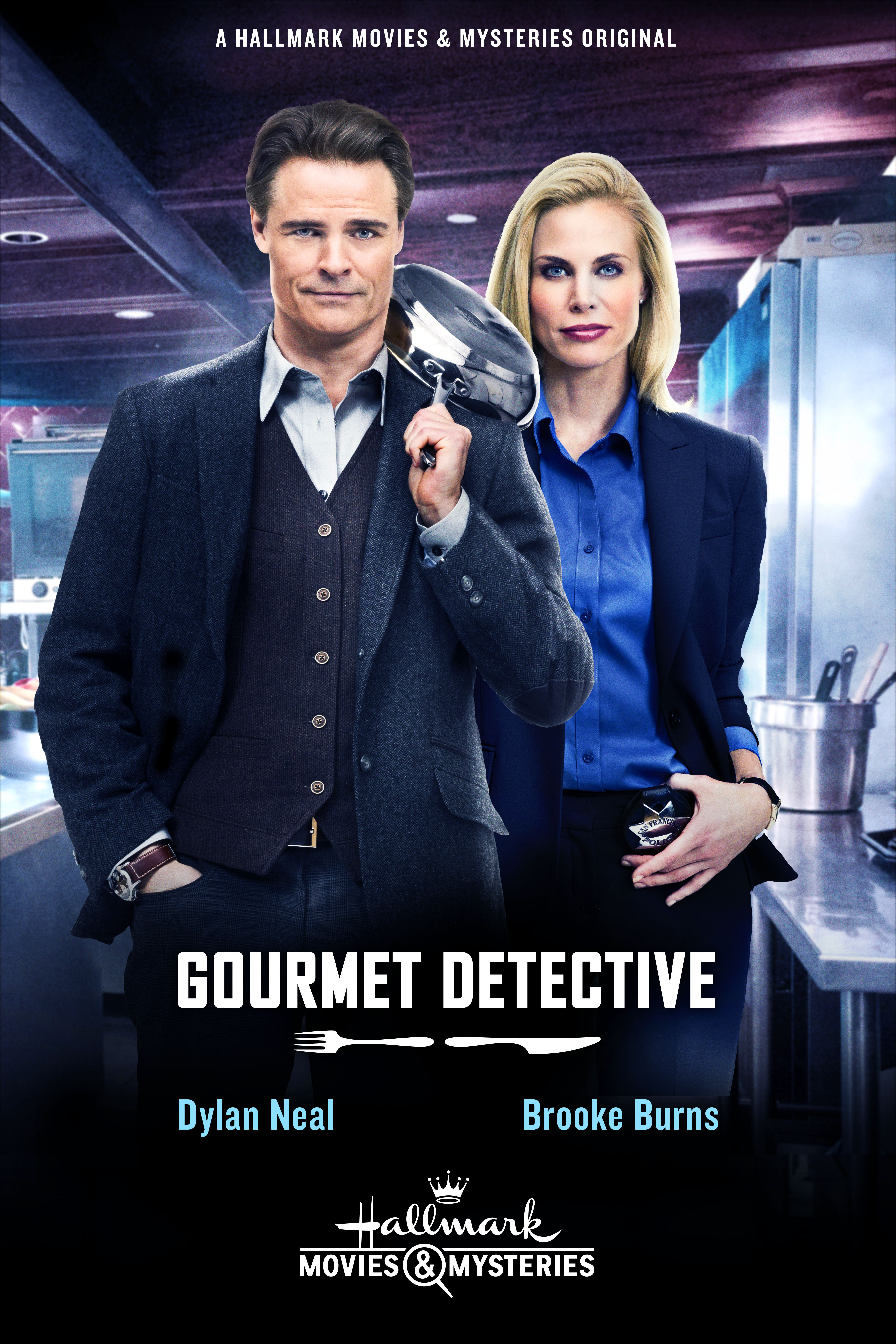 The Gourmet Detective hd on soap2day