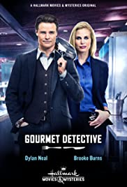 The Gourmet Detective Poster