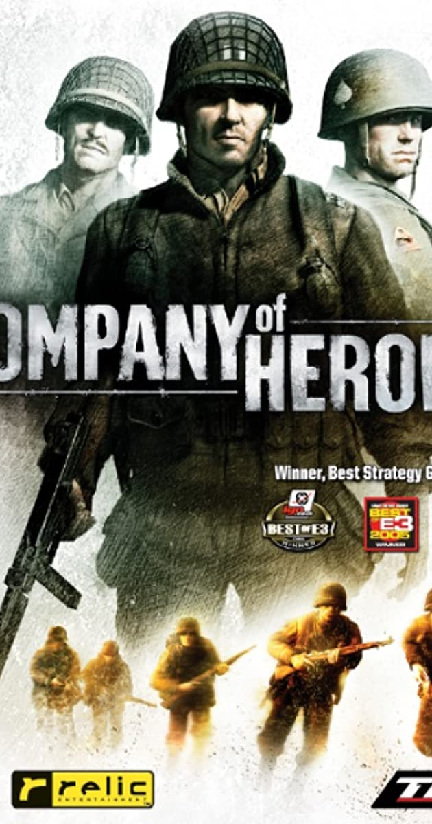 company of heroes 2013 cast