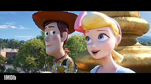 'Toy Story 4' Creators Explain Forky and Bringing Bo Peep Back