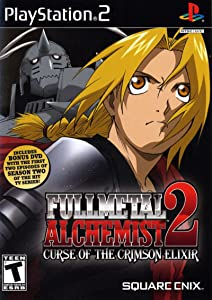 Fullmetal Alchemist 2: Curse of the Crimson Elixir torrent