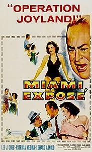 Fullfilmer på youtube Miami Exposé  [Mkv] [Mp4] USA by Fred F. Sears