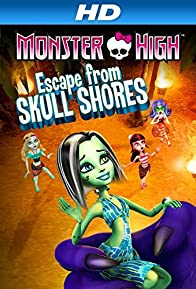 Primary photo for Monster High: Escape from Skull Shores