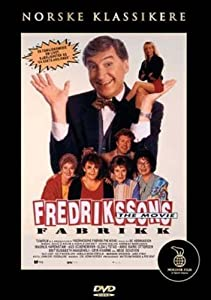 Fredrikssons fabrikk - The movie Bo Hermansson