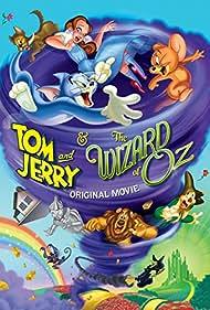 Joe Alaskey, Bob Bergen, Grey Griffin, Michael Gough, Laraine Newman, Rob Paulsen, Todd Stashwick, Billy West, and Nikki Yanofsky in Tom and Jerry & The Wizard of Oz (2011)