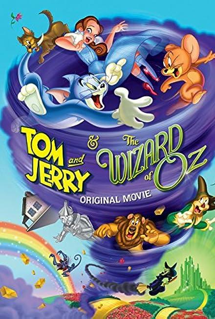 Film: Tom Ve Jerry İle Oz Büyücüsü