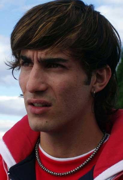 Israel Rodríguez in Clandestinos (2007)
