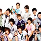 Si Won Choi, Geng Han, Hyuk-jae Lee, Ki-bum Kim, Young-woon Kim, Hee-chul Kim, Dong-hae Lee, Ryeo-wook Kim, Leeteuk, Jong-woon Kim, Dong-hee Shin, and Sung-min Lee in Attack on the Pin-Up Boys (2007)