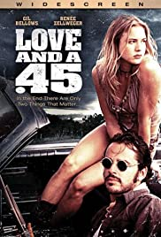 Love and a .45 (1994) Poster - Movie Forum, Cast, Reviews