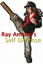 Ray Amsley's Self Defense Against Perverts Poster
