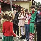 Trey Best, Matthew Smock, William J. Harrison, Tessa Joy Thornbrough, Tim Baran, Katie Delk, Annie Laurie Daniel, and Erika Bierman in Santa's Boot Camp (2016)
