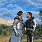 Richard Harris and Franco Nero in Camelot (1967)