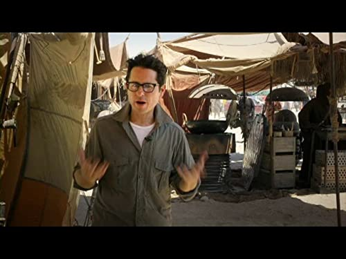 "JJ Abrams - ""Force for Change"" Greeting"