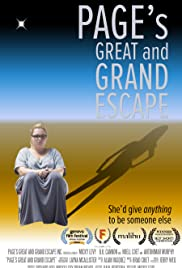 Page's Great and Grand Escape Poster