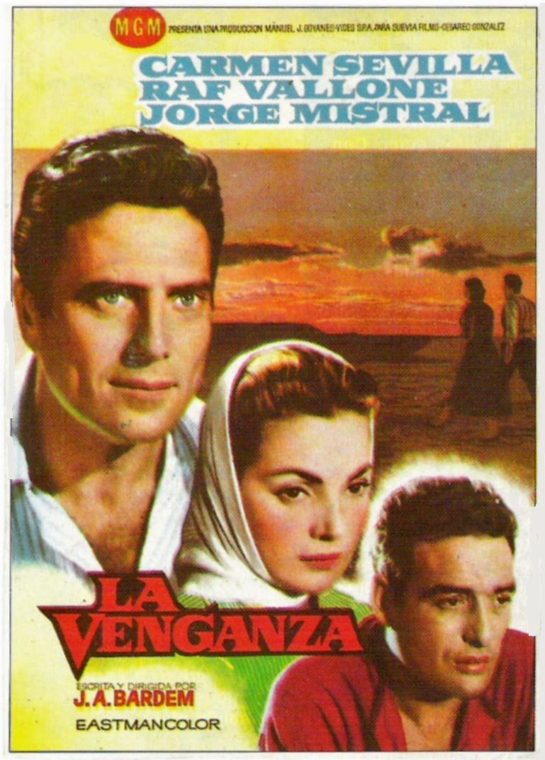 La venganza (1958)