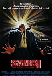 Scanners II: The New Order Poster