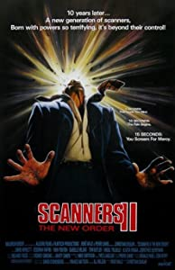 Legal download adult movies Scanners II: The New Order by Christian Duguay [iTunes]