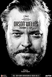 Orson Welles: Shadows and Light Poster
