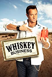 Whiskey Business Poster