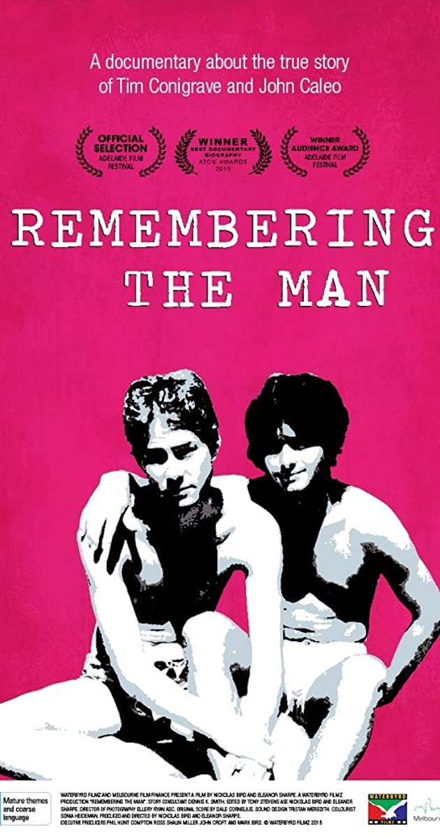 33bc66b961d093 Remembering the Man (2015) - IMDb