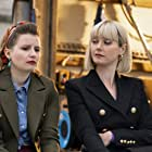 Lydia Wilson and Rebecca Benson in Alexa (2020)