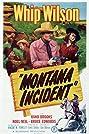 Montana Incident (1952) Poster