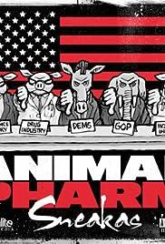 Sneakas Animal Pharm Poster