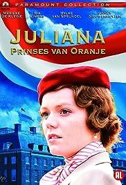Juliana, prinses van oranje Poster