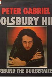 Peter Gabriel: Solsbury Hill Poster