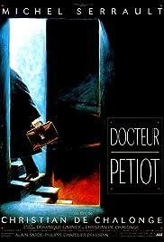 Docteur Petiot Poster