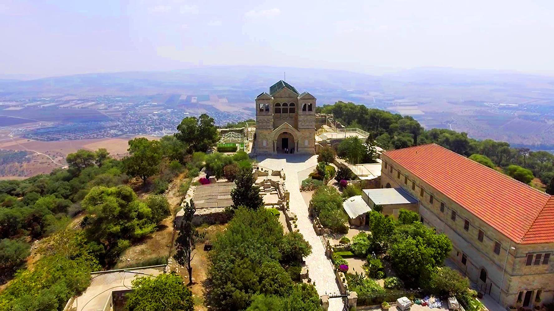 Holy Mount Tabor - Place of the Transfiguration 55