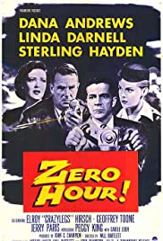Zero Hour! (1957) Poster - Movie Forum, Cast, Reviews