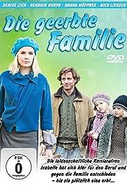 Die geerbte Familie Poster