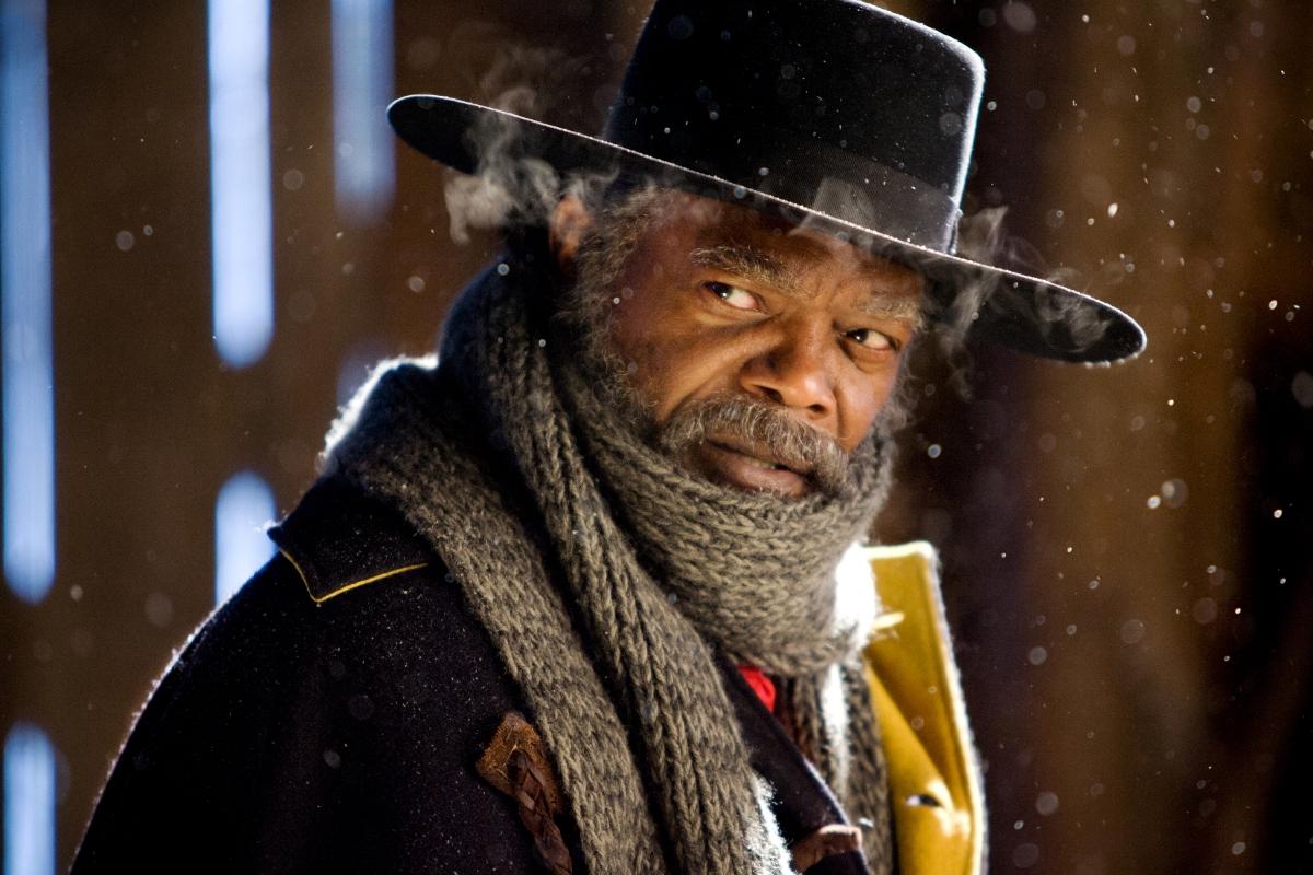 Samuel L. Jackson in The Hateful Eight (2015)
