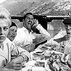 Norma Bengell and Alberto Sordi in Mafioso (1962)
