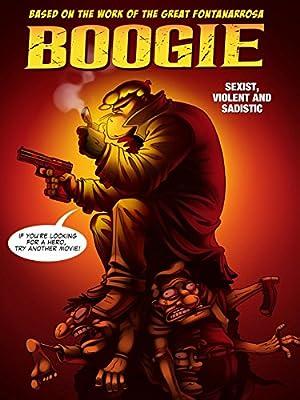 Boogie, el aceitoso (2009)