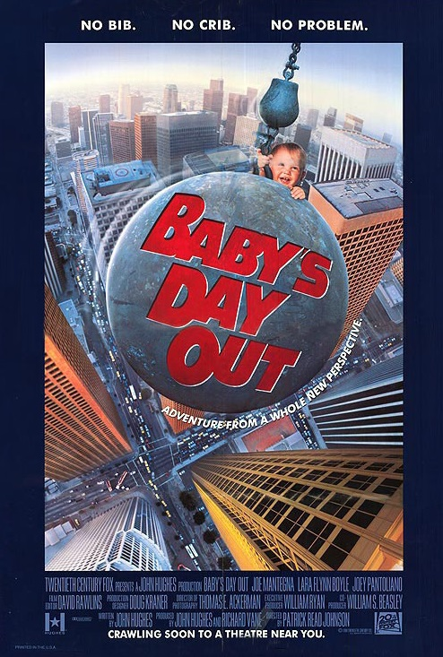 Baby's Day Out (1994) English Full Movie HDRip 400MB