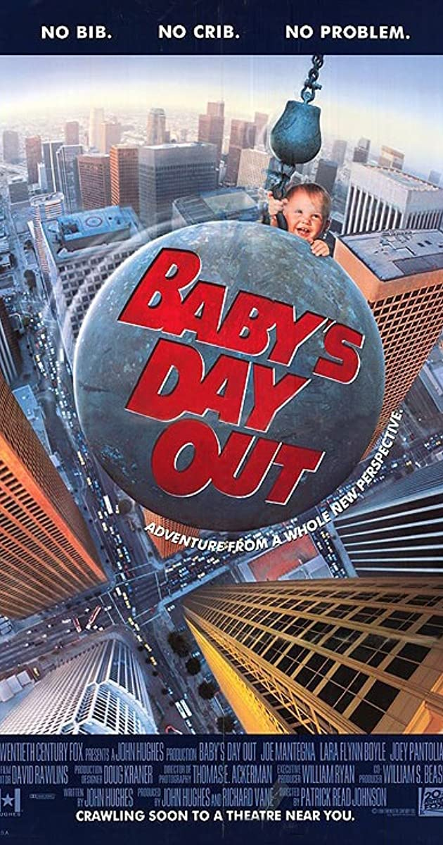 9d76d1fdca4 Baby's Day Out (1994) - IMDb