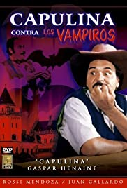 Capulina contra los vampiros (1971) with English Subtitles on DVD on DVD