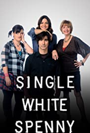 Single White Spenny Poster