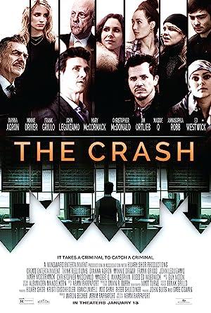 poster The Crash - Minaccia a Wall Street