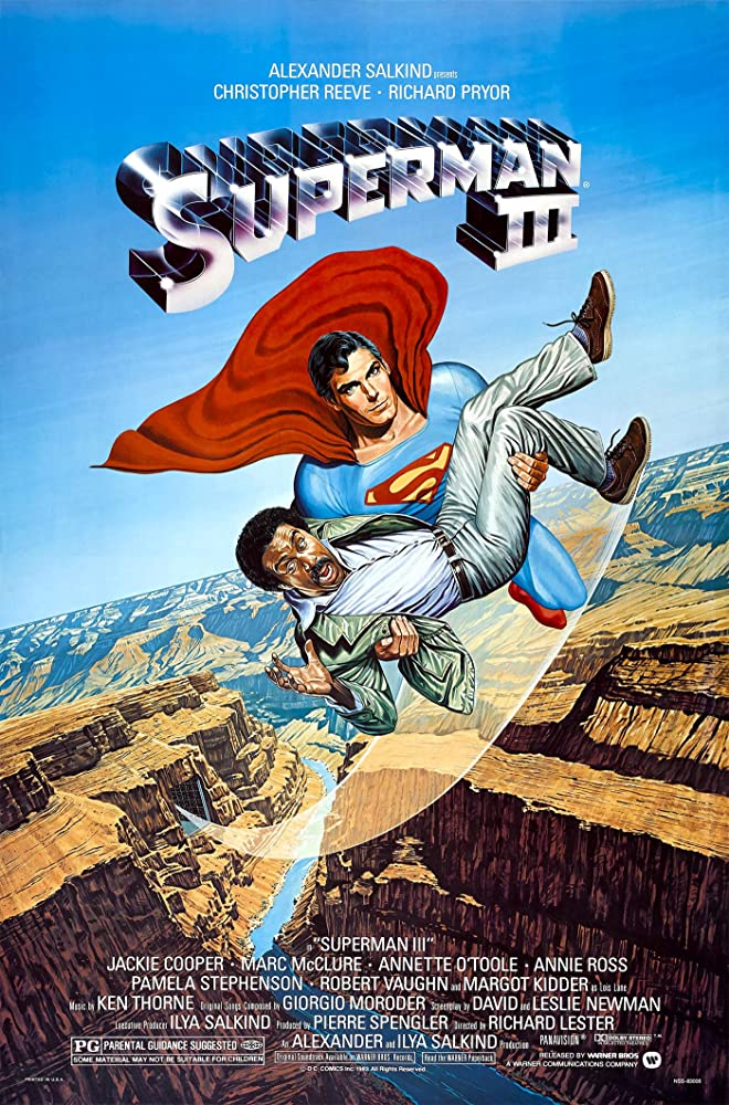 Superman III (1983) stream deutsch