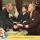 Irene Dunne, Frank Morgan, and C. Aubrey Smith in The White Cliffs of Dover (1944)