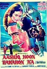 Aashiq Hoon Baharon Ka Poster