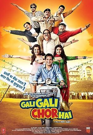 Gali Gali Chor Hai movie, song and  lyrics