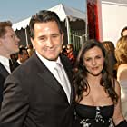 Anthony LaPaglia and Gia Carides at an event for 9th Annual Screen Actors Guild Awards (2003)