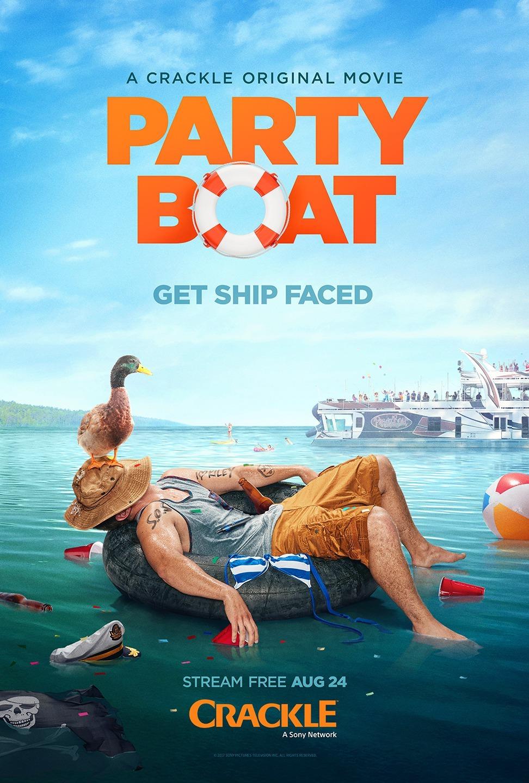 Party Boat (TV Movie 2017) - IMDb