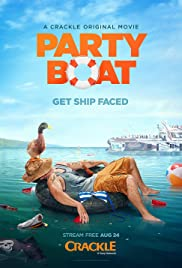 Party Boat Poster